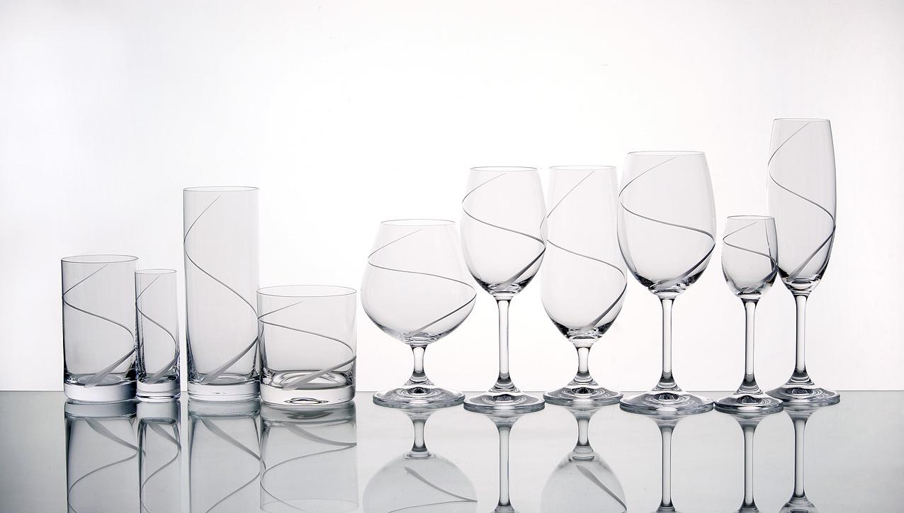 Sklenice na č. víno