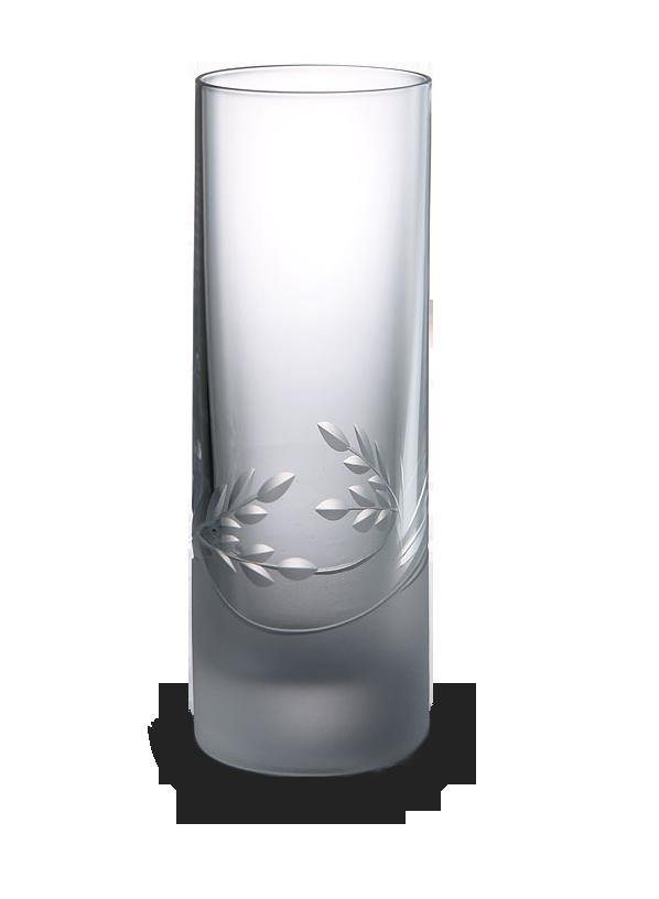 Broušená sklenice na vodku