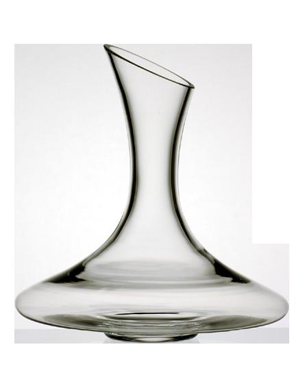 Moderní karafa na červené nebo bílé víno